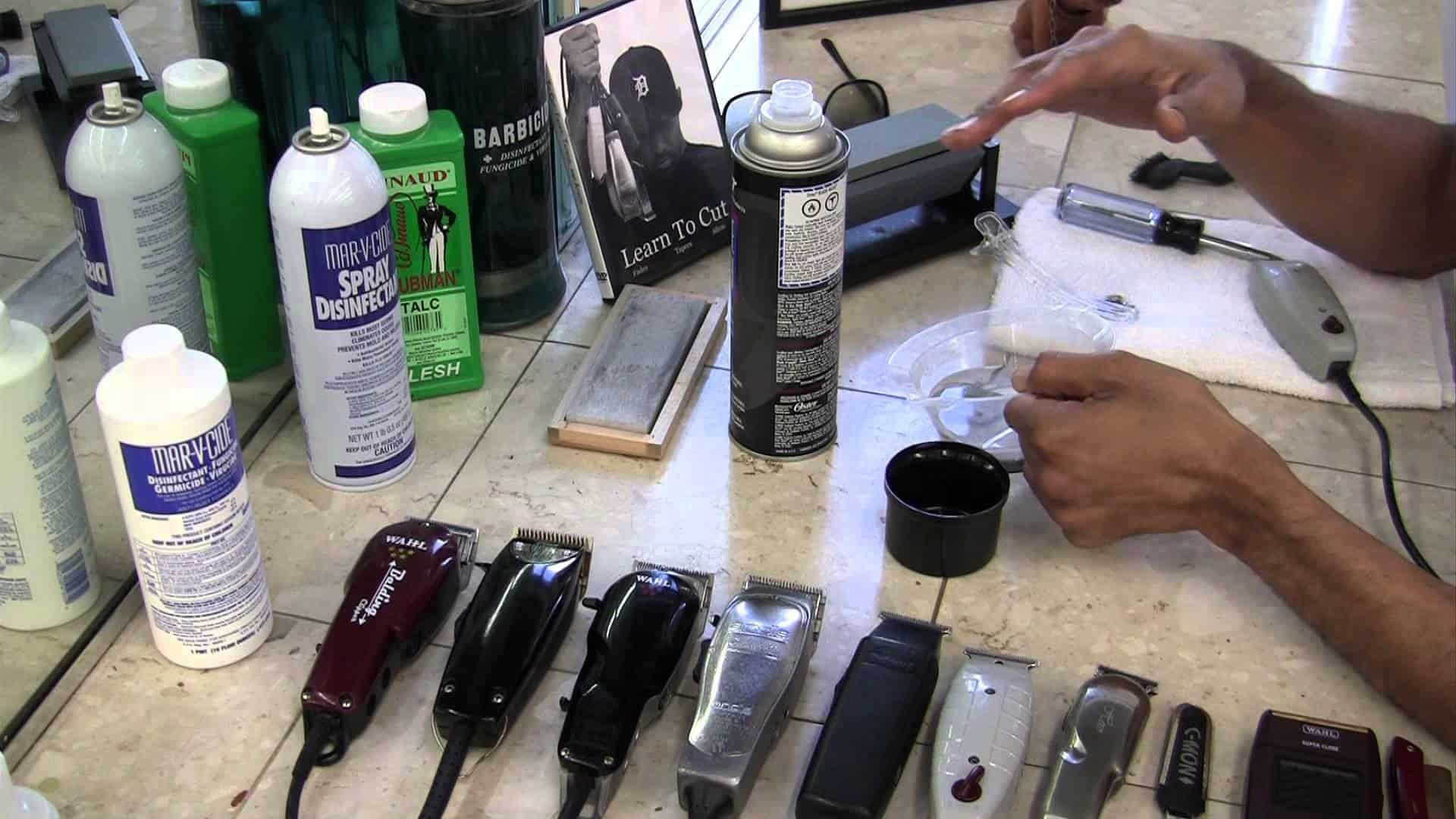how to sharpen edger blades