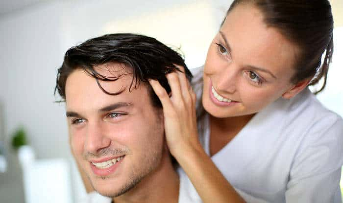 how to get strong hair for male