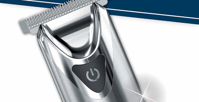 best trimmers for black facial hair